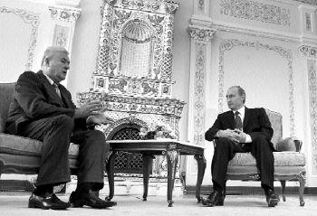 Voronin si Putin